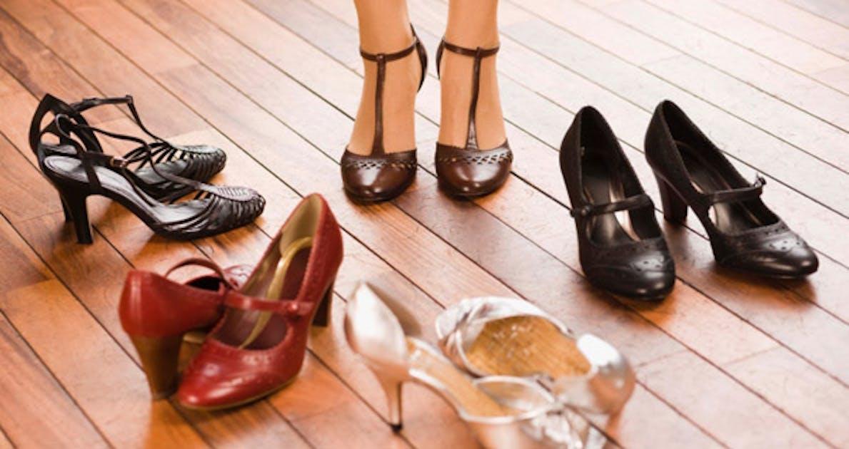 acheter populaire 2eec6 88e14 Chaussures à talons : sont-elles bonnes pour notre santé ...