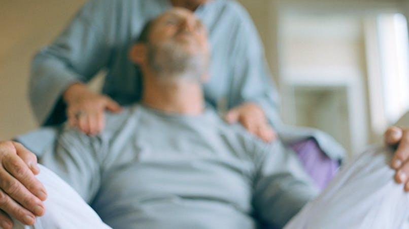 """""""Quand le conjoint est malade, c'est le couple qui souffre"""""""