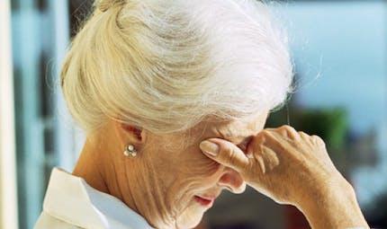La dépression des personnes âgées, une maladie insidieuse
