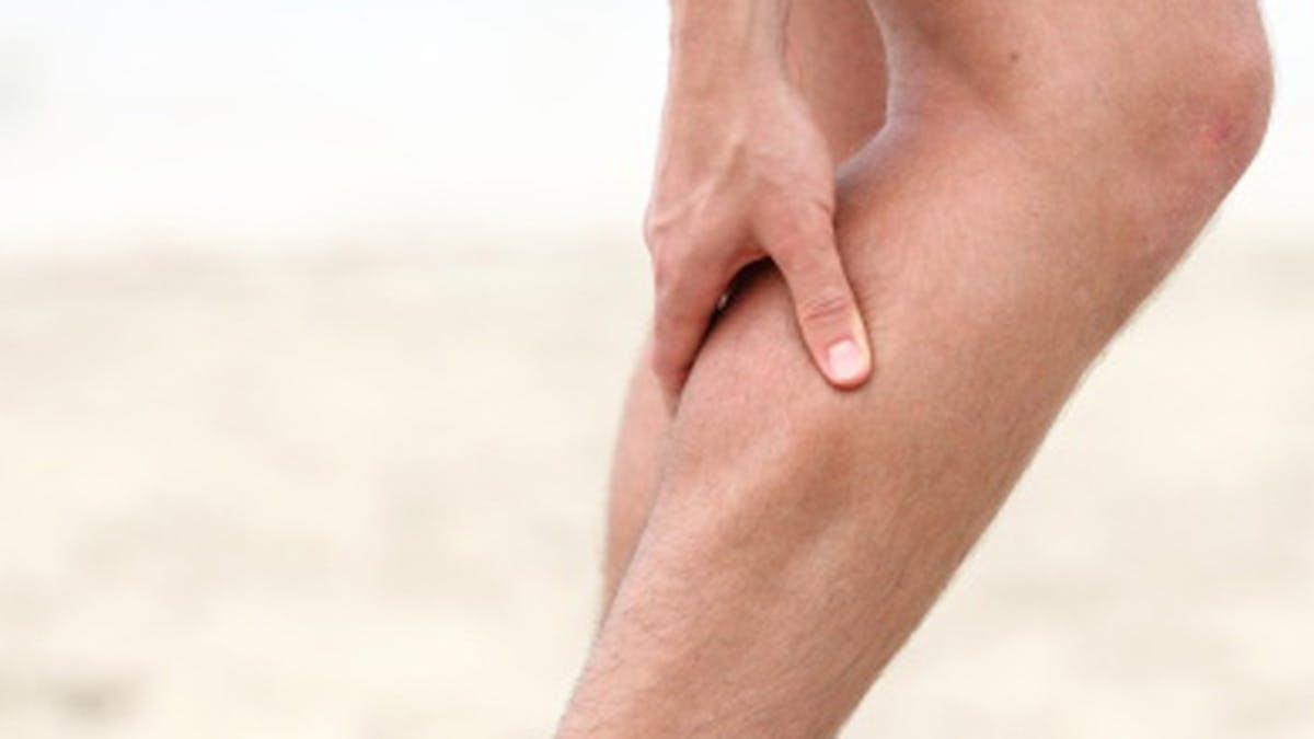 Douleur au mollet: est-ce une phlébite?