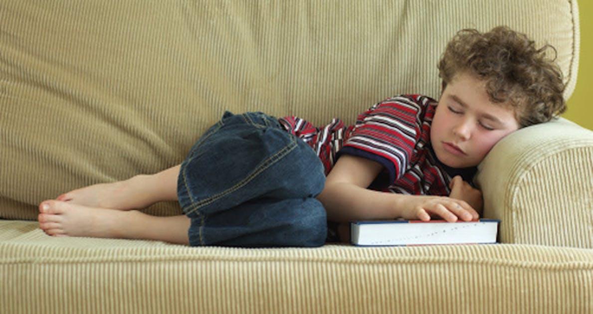 Mononucléose : une infection fréquente chez l'enfant et l ...