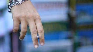 Femmes et tabac: les BPCO en hausse