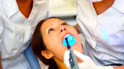 Le laser, un outil de pointe pour soigner les dents
