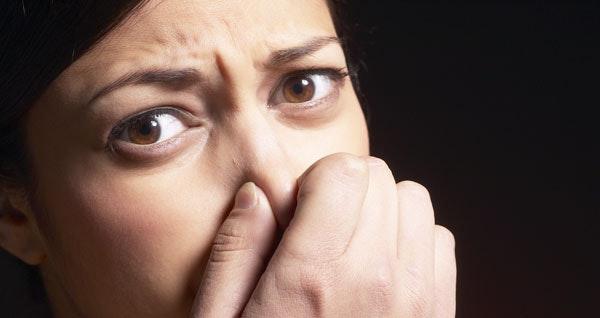 mauvaise haleine nez