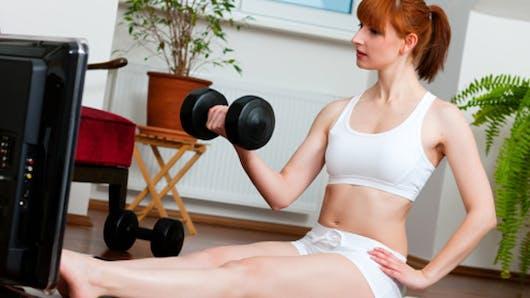 Le fitness interactif à domicile est-il efficace?