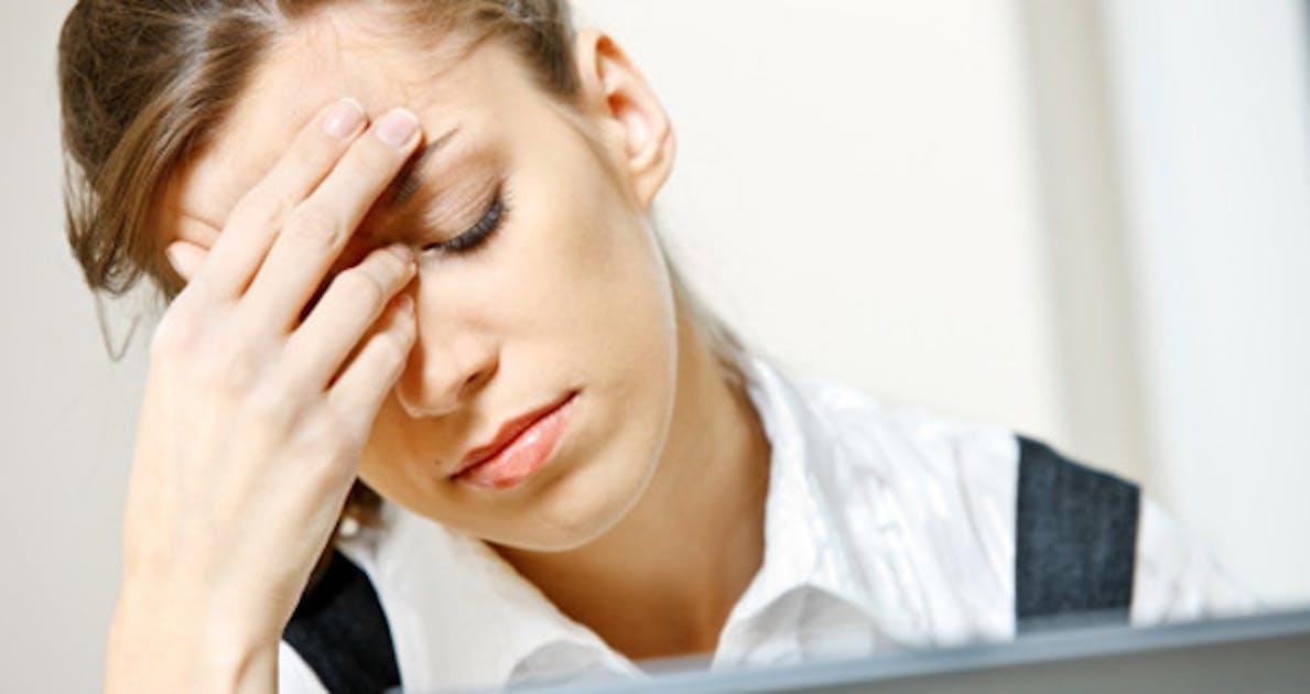 Mal de dos : et si c'était le stress ? | Santé Magazine