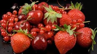 Les fruits rouges, des bienfaits pour nos vaisseaux