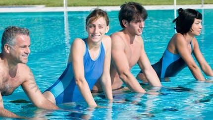 Quel sport pour se tonifier dans l'eau?