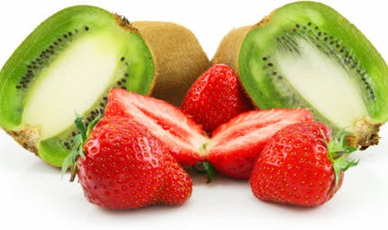 Faire le plein naturel d'antioxydants