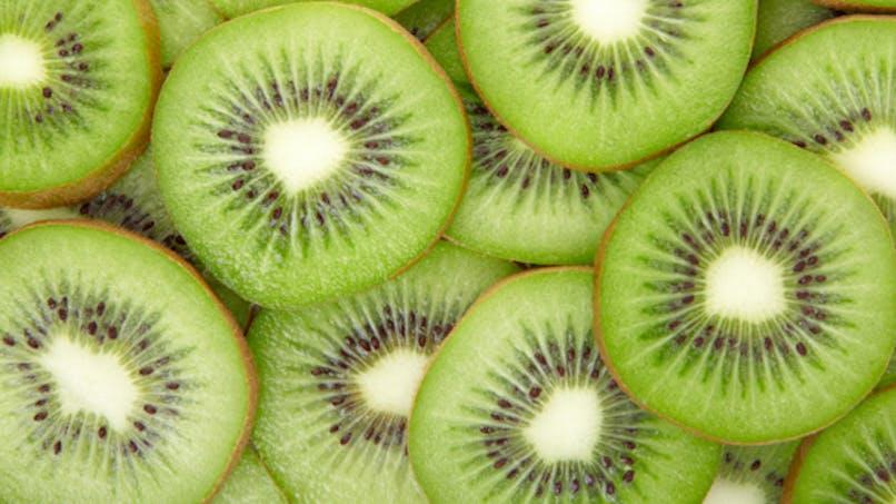 Le kiwi, un anti-âge naturel!