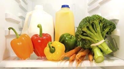 Bien conserver les aliments pour garder la forme