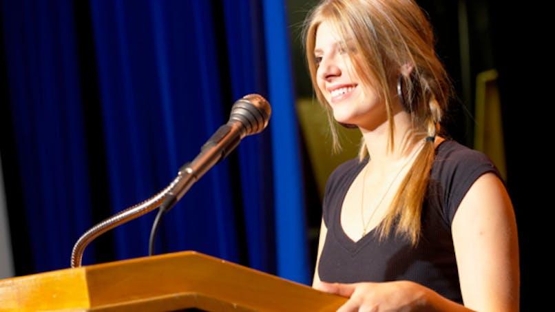 Prendre la parole en public sans stress