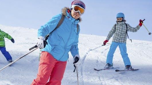 Préparez-vous au ski!