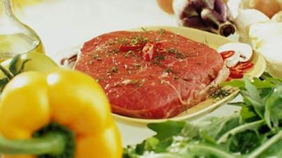 Viande rouge: attention danger!