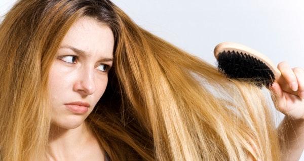 perte de cheveux après une forte fièvre