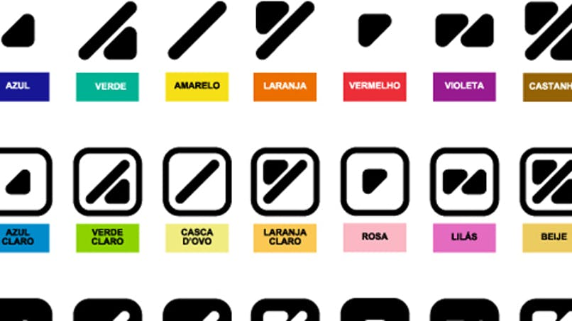 Un alphabet des couleurs pour améliorer la vie des daltoniens