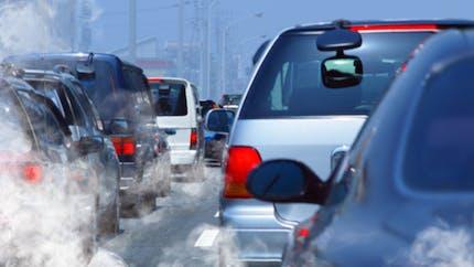 Pollution de l'air en ville: les Européens restent trop exposés