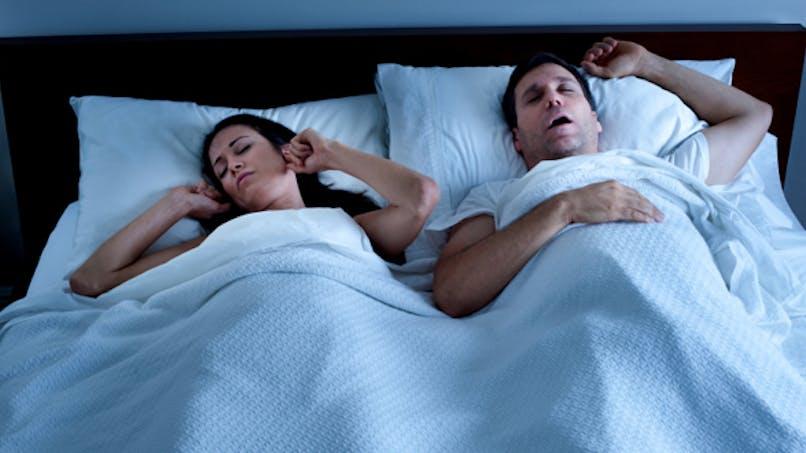 Dépister l'apnée du sommeil pour prévenir les AVC