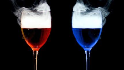 Les cocktails à base d'azote liquide sont-ils dangereux?