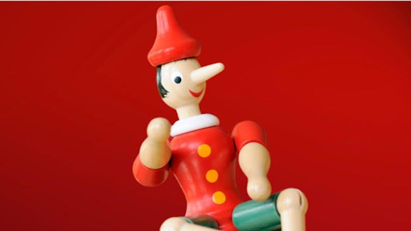 L'effet Pinocchio: si vous mentez, votre nez se réchauffe