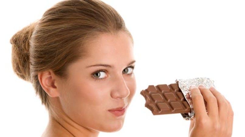 Le chocolat, le nouveau remède contre la toux?