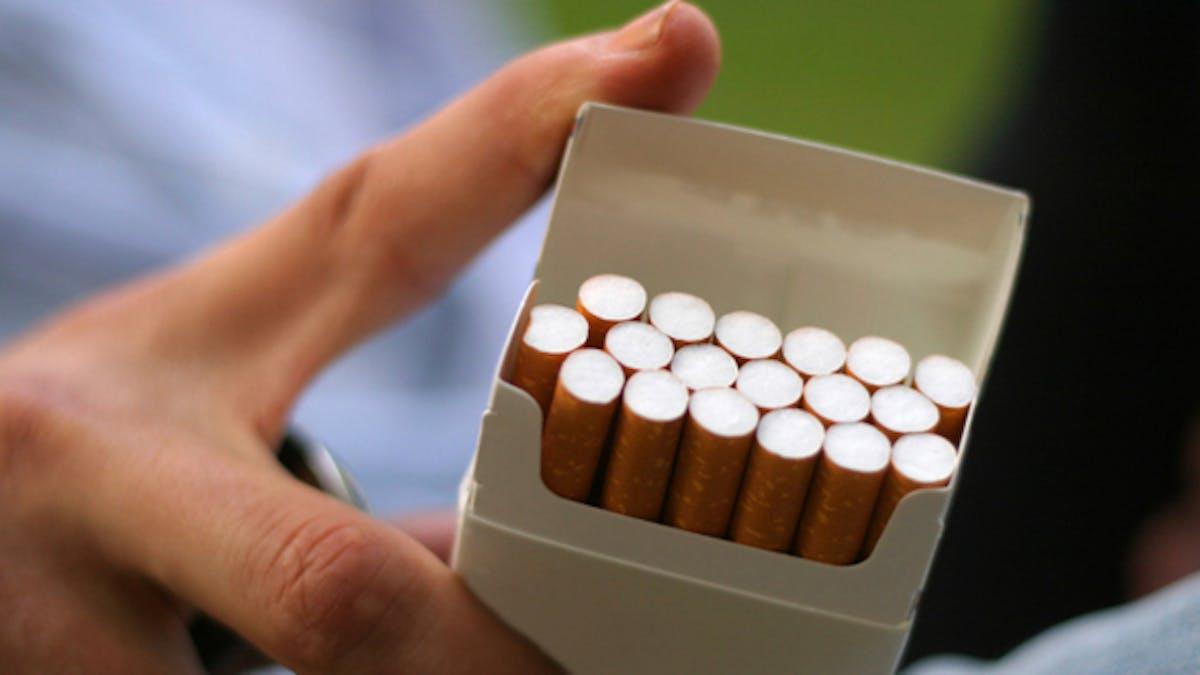 Bientôt un durcissement de la loi antitabac?