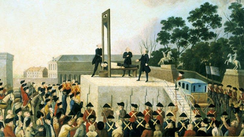 Louis XVI est bien le descendant direct d'Henri IV