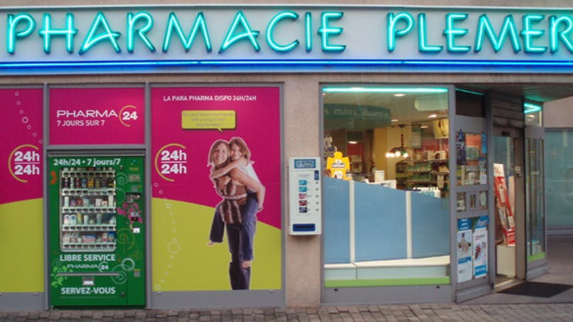 Un nouveau service pour localiser les pharmacies proposant 24h/24 des produits d'urgence