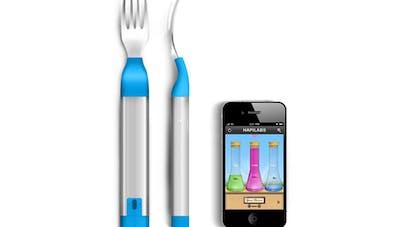 Une fourchette intelligente pour vous aider à maigrir