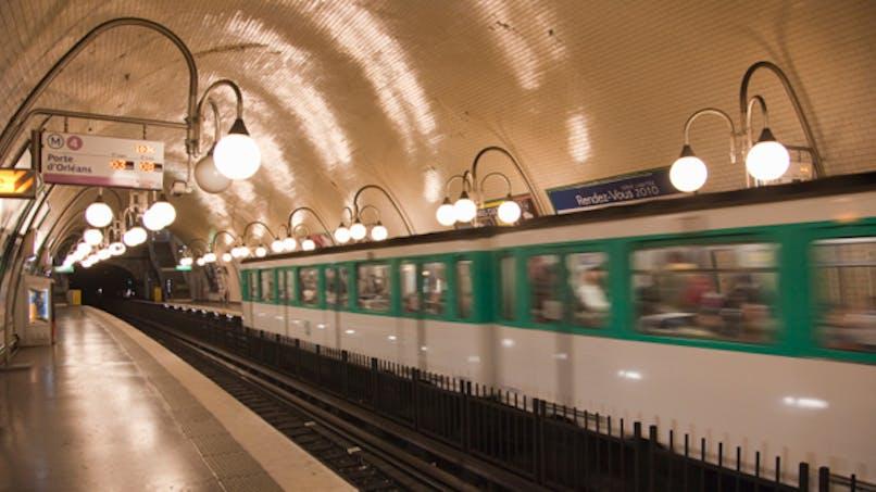 Métro, train: il y a trop de bruit dans les transports en commun