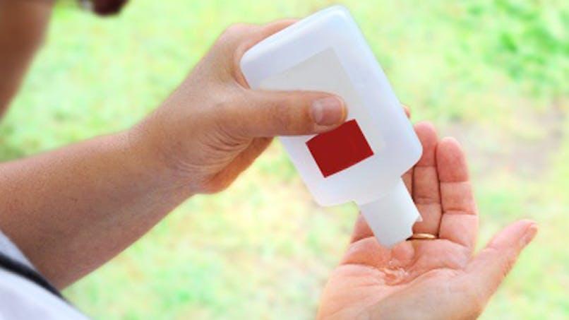 Gels hydro-alcooliques: quand et comment les utiliser?