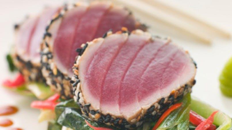 Le thon, un poisson qui a tout bon!