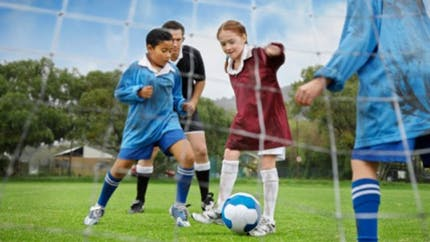 Sport : attention aux commotions cérébrales chez l'enfant