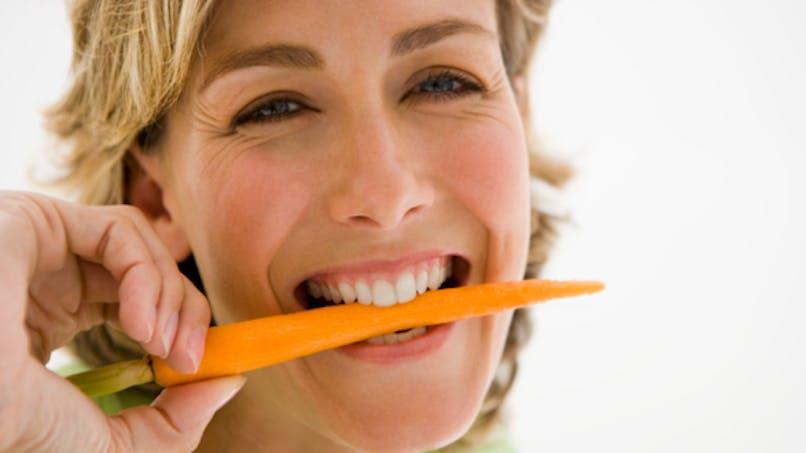 Les carottes rendent aimable: c'est prouvé!