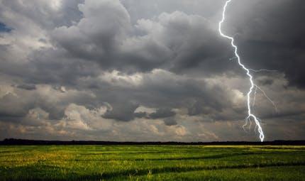 L'orage, un facteur de risque de migraines