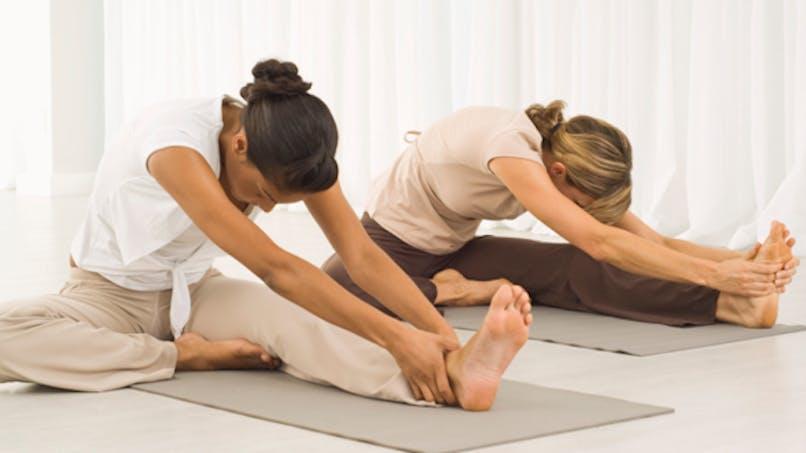 Le yoga, une activité anti-déprime