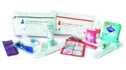 100000 kits d'hygiène distribués aux sans-abri