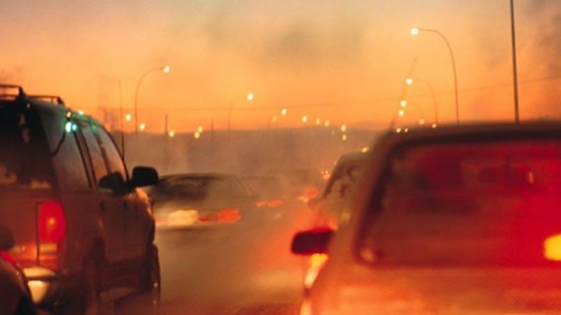 Plusieurs régions connaissent un pic de pollution