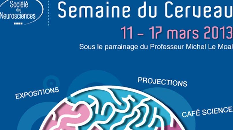 Semaine du cerveau: des évènements dans toute la France