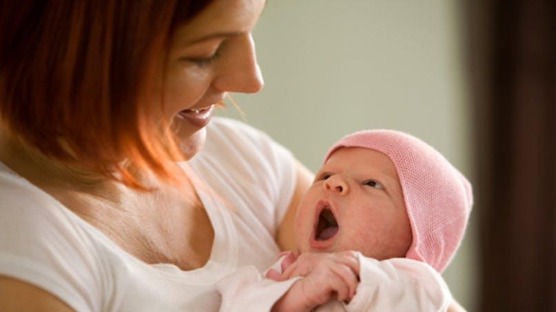 Les jeunes mamans souffrent souvent de TOC