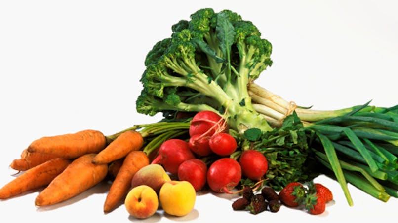 Nos aliments contiennent peu de résidus de pesticides