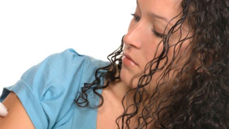 Cancer du col de l'utérus: moins d'un tiers des jeunes filles vaccinées
