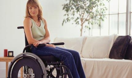 Handicapée et enceinte