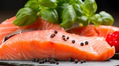Pour vivre vieux, mangez du poisson gras