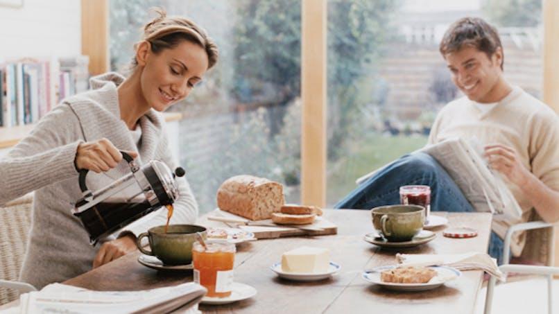Les Français délaissent le petit déjeuner