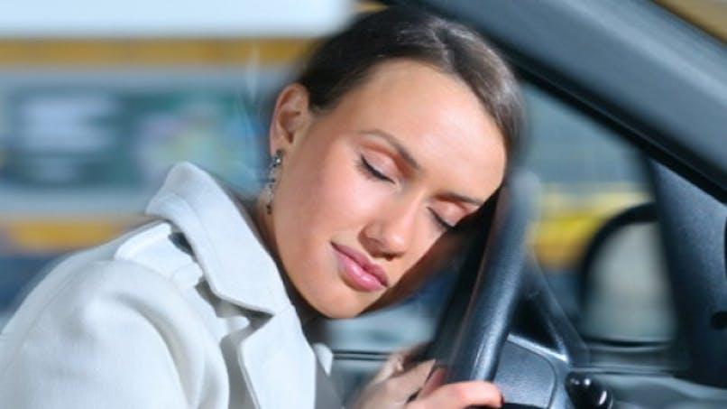Plus d'un quart des décès sur la route dû à la somnolence