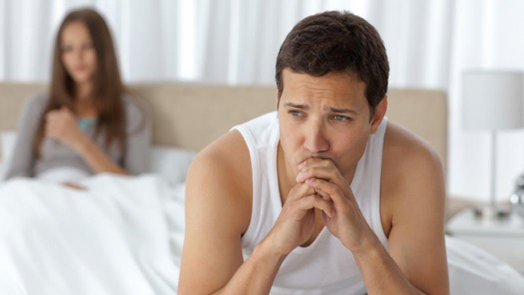Les troubles sexuels chez l'homme