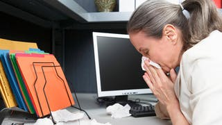 Le stress aggrave les allergies