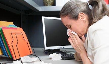 Le stress aggrave les allergies