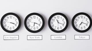 Décalage horaire ou changement d'heure: comment se resynchroniser?